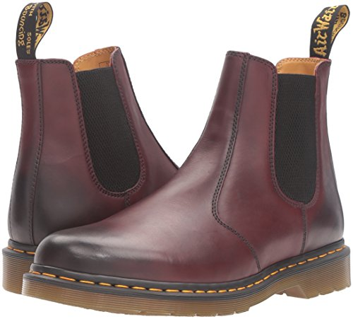Pictures of Dr. Martens Men's 2976 Antique Temperley Navy Antique Temperley 4