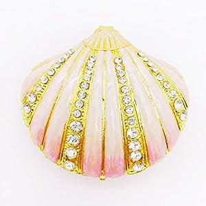51sz-oSlPZL._SS300_ Best Seashell Wedding Decorations