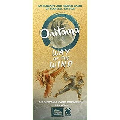 Arcane Wonders Onitama Way of The Wind: Toys & Games