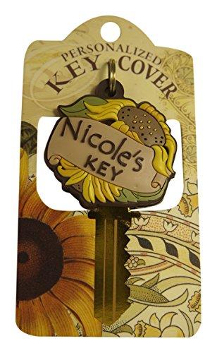 Personalized Key Covers, Key Hook, Nicole (421530283)