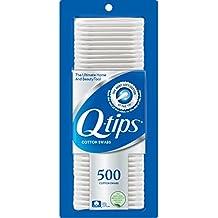 Q-tips Cotton Swabs, 500 ct