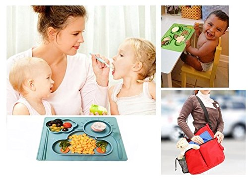 Huge Size Silicone Placemat For Babies Toddlers And Kids