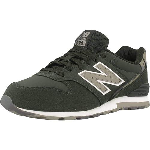 zapatillas niños new balance verdes