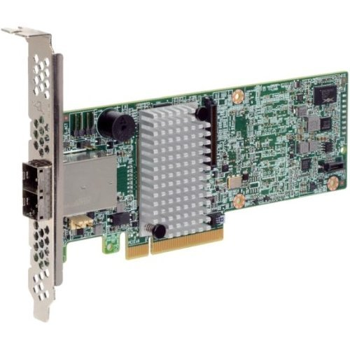 Intel Raid Controller Rs3sc008 . 12Gb/S Sas . Pci Express 3.0 X8 . Plug. In Card . Raid Supported . 0, 1, 5, 10, 50, 60, 6 Raid Level . 8 Sas Port(S) ''Product Type: I/O & Storage Controllers/Scsi/Raid Controllers''