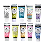 Dionis Goat Milk Hand Cream 10 Piece Travel Gift Set - Variety Pack
