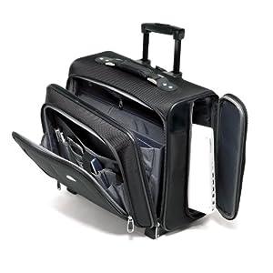 Samsonite Computer Cases Sideloader Mobile Office Black