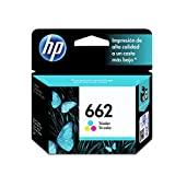 Cartucho original de tinta tricolor HP 662 Advantage (CZ104AL)