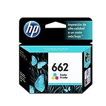 HP INK 662 TRI-COLOR CARTRIDGE