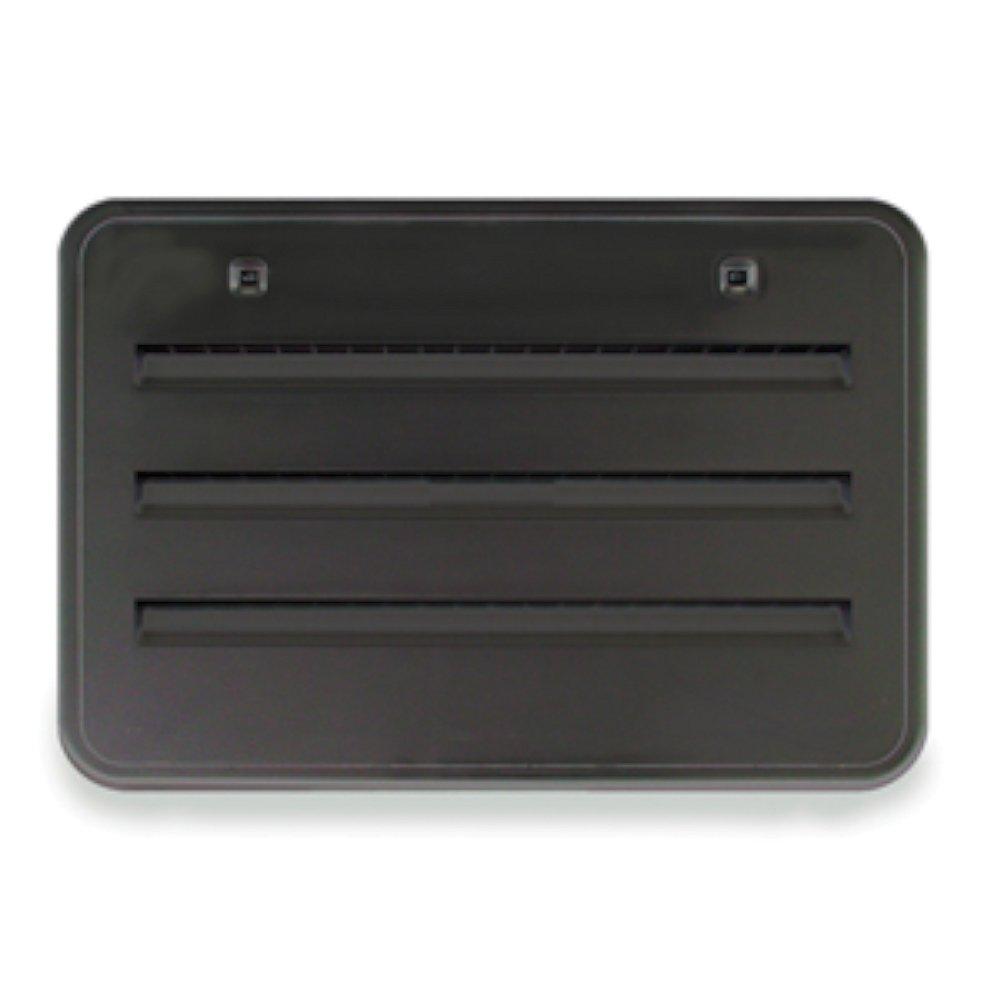 Norcold 621156BK Black Refrigerator Side Vent