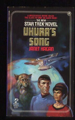 Read Online Uhura's Song (Star Trek No 21) PDF