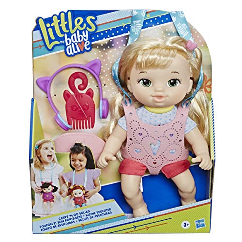 Baby Alive Littles, Carry