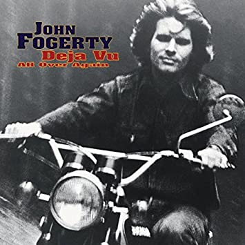 Deja Vu All Over Again >> John Fogerty Deja Vu All Over Again Amazon Com Music