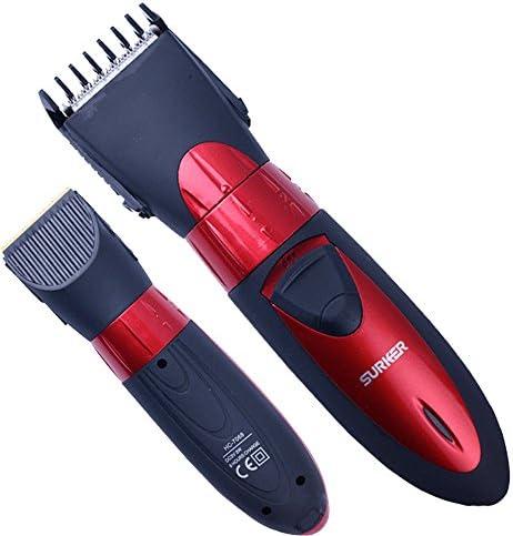 Rasuradora para barba, cabello, grande, negro Surker, impermeable ...