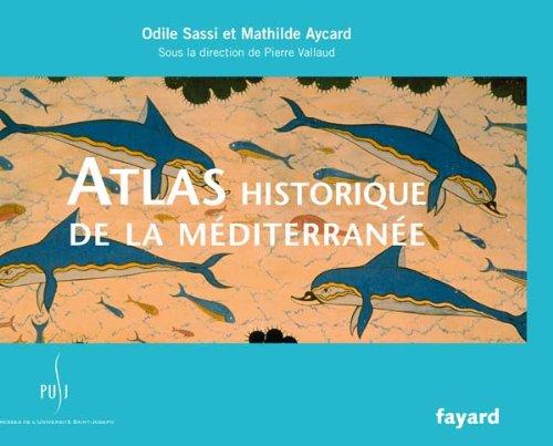 Atlas historique de la Méditerranée Broché – 18 novembre 2009 Collectif Fayard 2213635625 HISTORY / General