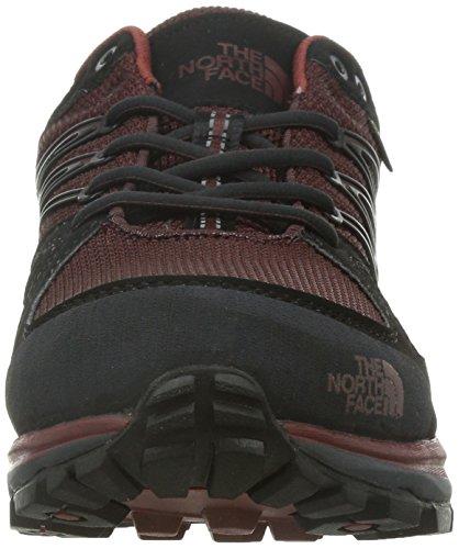 Runnins M Baskets Rouge Pour Face The Trail Hommes Gtx Marron Litewave North 1xEqnawz6