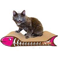 Chalesco Arranhador Kitty  para Gatos, (cores sortidas)