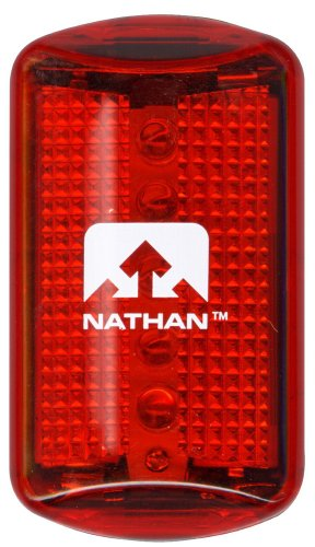 Nathan Clip-On Deluxe L.E.D. Safety Strobe
