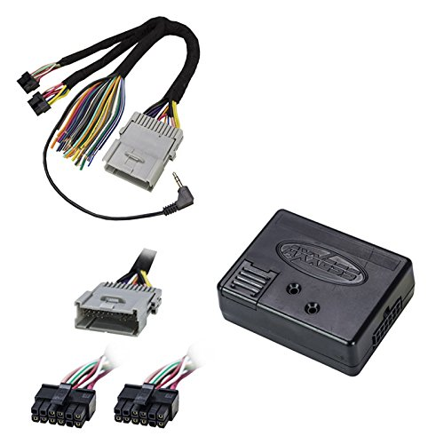 Axxess AX-GMCL2 CL2 Interface W/Chime Retention For Select 2003-06 GM (Data Retention Harness)