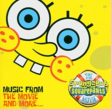 Amazon the spongebob squarepants movie gregor narholz the spongebob squarepants movie voltagebd Choice Image