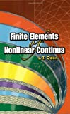 Finite Elements of Nonlinear Continua (Dover Civil and Mechanical Engineering)