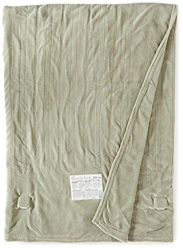 Biddeford 2024-905291-633 Electric Heated Knit MicroPlush Bl