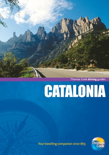 Download Driving Guides Catalonia, 4th (Drive Around - Thomas Cook) pdf