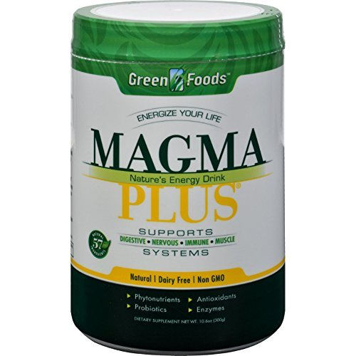 Green Foods Magma Plus 11 Oz by Green Foods