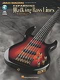 Expanding Walking Bass Lines (Bass Builders) Bk/Online Audio