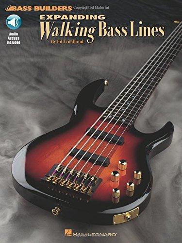 Expanding Walking Bass Lines (Bass Builders)