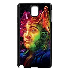 inherent vice Samsung Galaxy Note 3 Cell Phone Case Black 91INA91387165