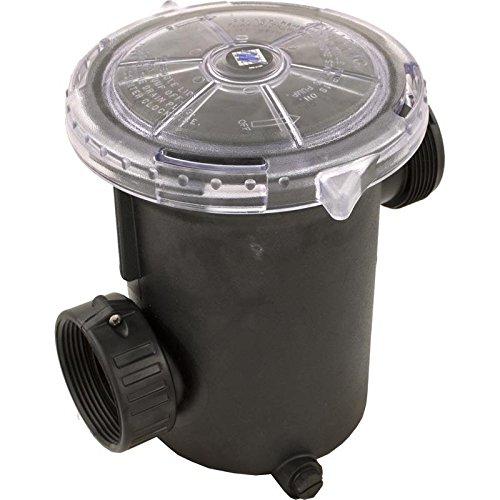 - Waterway Plastics 310-6600 Spa Pump Trap Assembly, 6