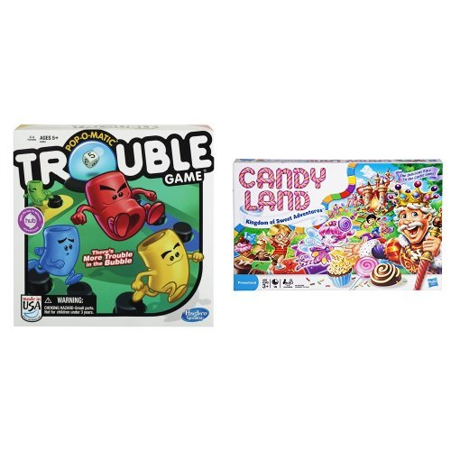 Hasbro Настольная игра Trouble Game