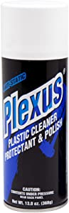 Plexus Plastic Cleaner, Protectant and Polish (13-Ounce)