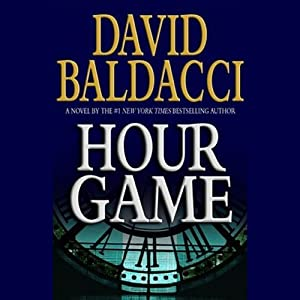Hour Game Audiobook