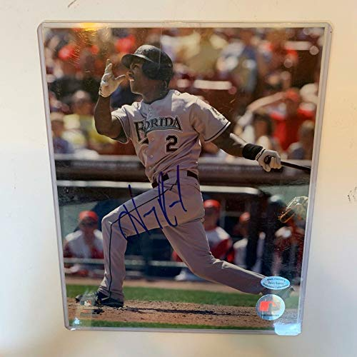 Hanley Ramirez Signed Autographed 8x10 Photo Florida Marlins Boston Red Sox