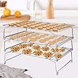 Cooling Rack, P&P CHEF 5-Tier Stainless Steel