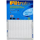 16x25x1, Filtrete Dust and Pollen Reduction Air Filter, MERV 8, by 3m