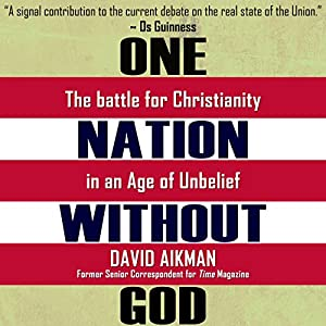 One Nation without God? Audiobook