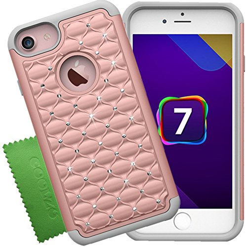 Coolzu Protection Absorbing Rhinestone iPhone7 product image