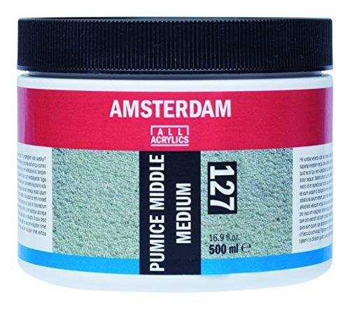 Amsterdam Effects - Pumice Medium - Medium grit - 500ml by Amsterdam