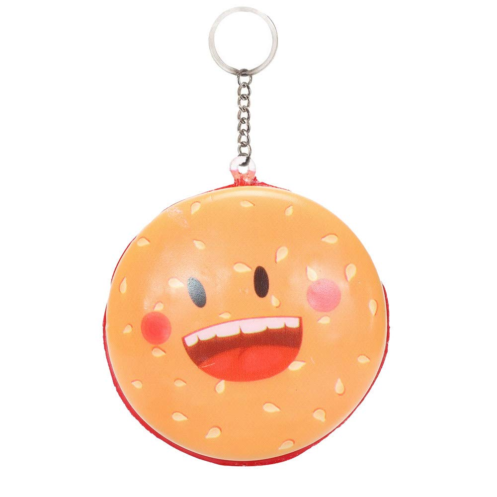 Amazon.com: XUANOU Squishies Kawaii Hamburger Slow Rising ...