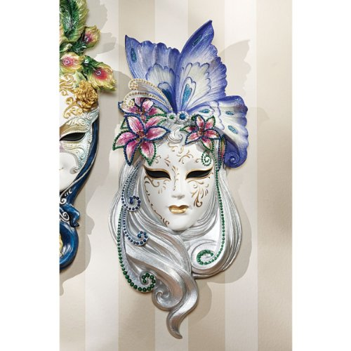 Top 10 best decorative masks wall decor best of 2018 for Best home decor amazon