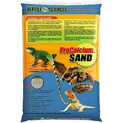 Reptile Sciences Terrarium Sand, 10-Pound, Blue