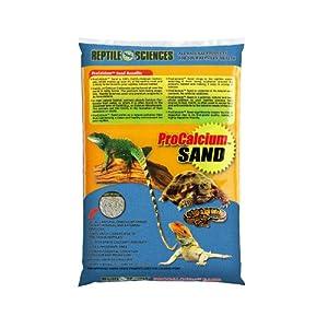 Reptile Sciences Terrarium Sand, 10-Pound, Blue 5