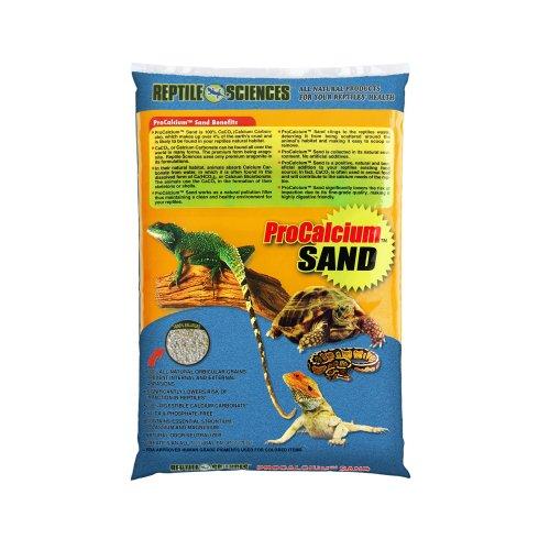 Reptile Sciences Terrarium Sand, 10-Pound, Blue by Reptile Sciences