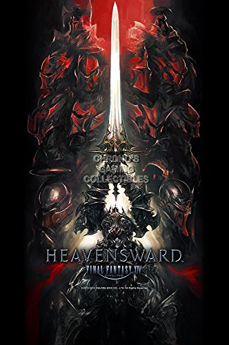 CGC Huge Poster Glossy Finish - Final Fantasy XIV Online Heavensward Ps4 Xbox One