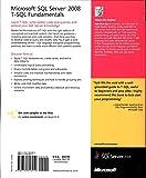 Microsoft® SQL Server® 2008 T-SQL Fundamentals