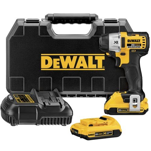 The Best Impact Driver 1