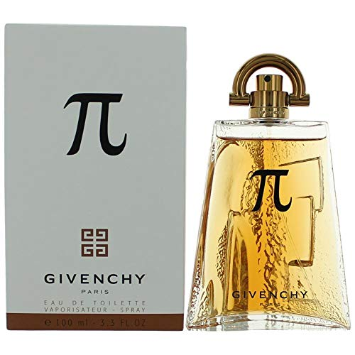 Pi By Givenchy For Men. Eau De Toilette Spray 3.3 Ounces from Givenchy