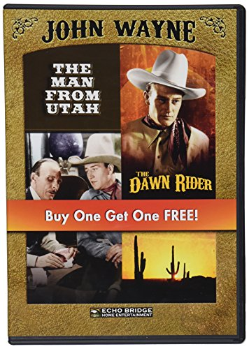 The Man From Utah & The Dawn Rider (Utah Outlets)